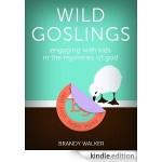 Wild goslings