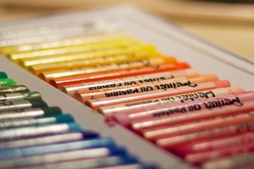 Pastels - copyright Jon Marlow