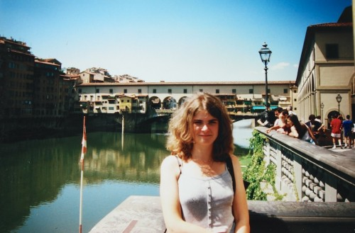 Age 16, in Florence