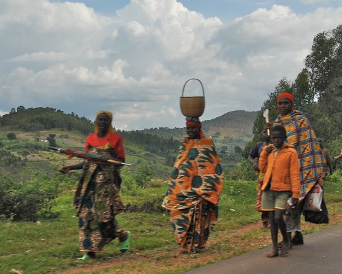 Burundi - Photo by Dave Proffer (creative commons