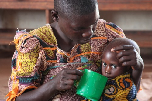 Burundi Chronic Malnutrition (flickr creative commons)