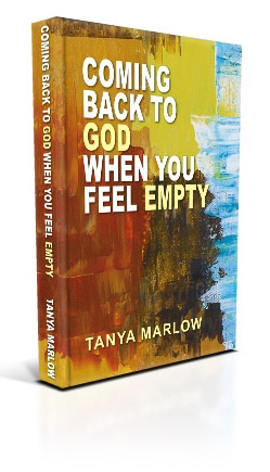 Coming Back to God When You Feel Empty - Book Cover