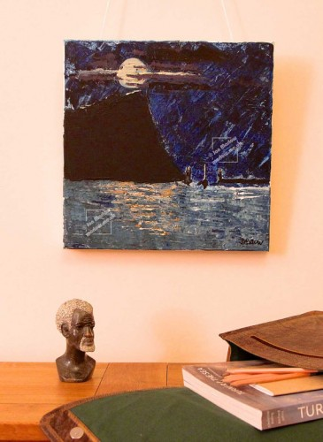 Moonlit Voyage by Jon Marlow © Jon Marlow