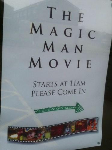 Magic Man Premiere