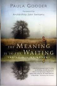 meaning is in the waiting