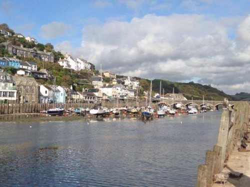 time off in looe