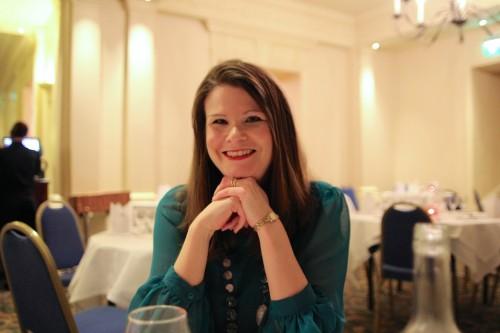 Tanya at Torquay hotel
