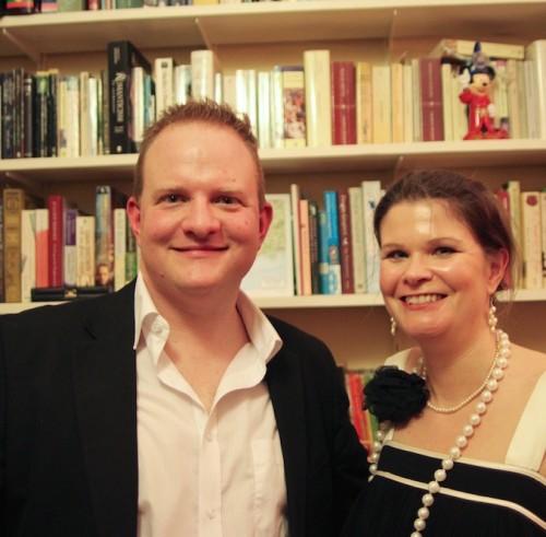 Jon and Tanya at 40th Party