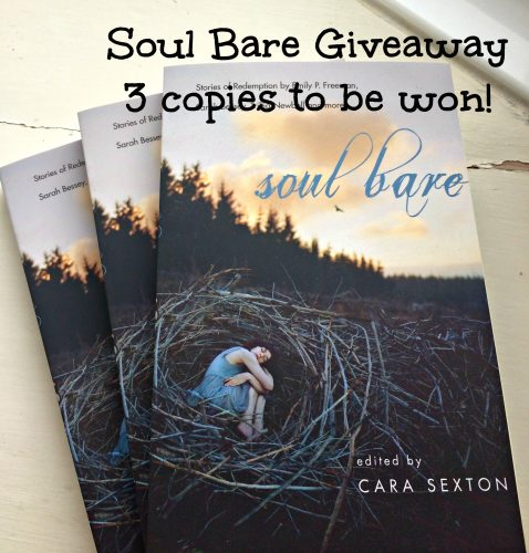 Soul Bare giveaway