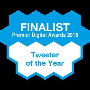 Tweeter of the Year 2016