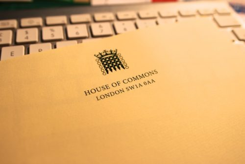Write To Your Mp In 5 Minutes About The Me/Cfs Nice Guidelines