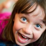 Excited child - photo by Steve Milldam creative commons
