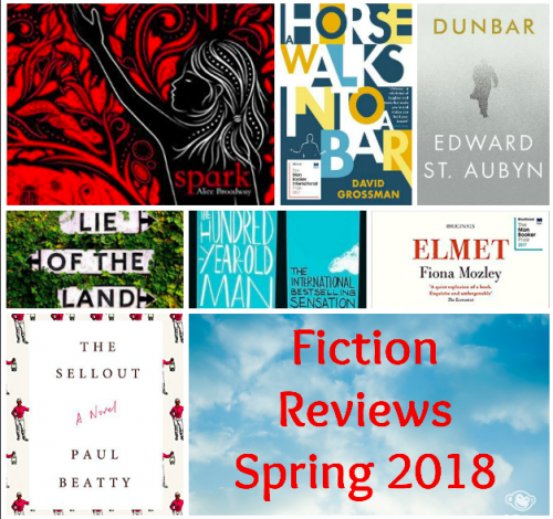 Fiction book reviews Jan-April 2018 | Tanya Marlow - Thorns